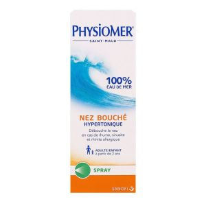 Physiomer Hypertonique 135ml