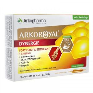 Arko Royal Dynergie Amp 10ml B