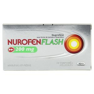 Nurofenflash 200mg Cpr 12