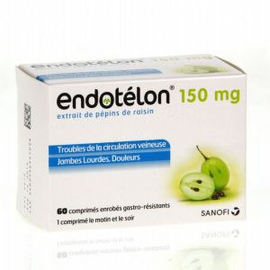 Endotelon 150mg Cpr Bte/60