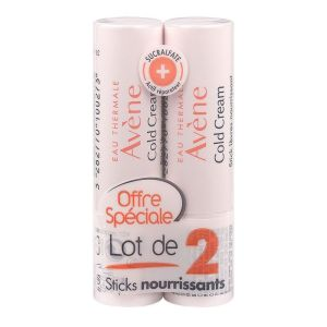 Avene Cold Cream Stick Levres