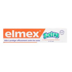 Elmex Dentifrice Junior Tub/75