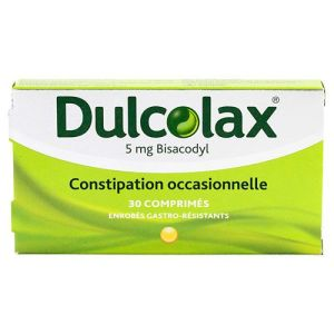 Dulcolax 5mg Cpr Bte/30