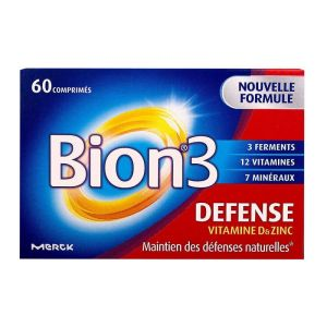 Bion 3 Defense Ad Cpr B/60
