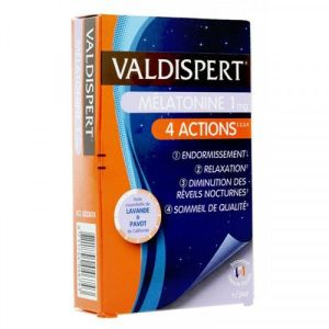 Valdispert Melaton 4 Action Ca