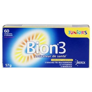 Bion 3 Juniors Cpr Bte/60