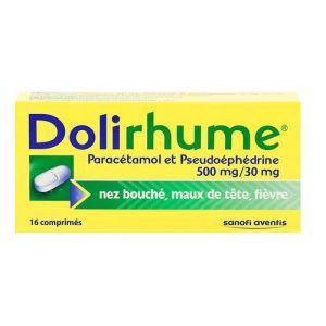 Dolirhume Cpr Bte/16