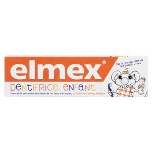Elmex Dentifrice Enfants Tub/5