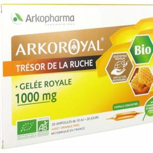 Arkoroyal Gelee Royal 1000mg A