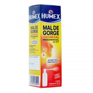 Humex Collutoire Fl/35ml