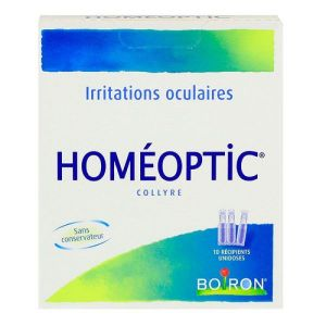 Homeoptic Collyre Unidoses Bte