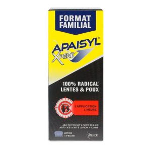 Apaisyl Xpert Lotion Traitante