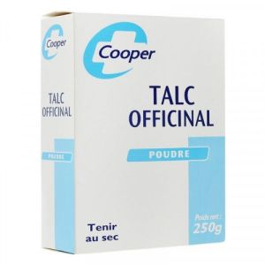 Talc Cooper Mm Bt250g