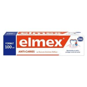 Elmex Dentifrice Tub/100ml