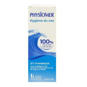 Physiomer Jet Dynamiq Fl/135ml