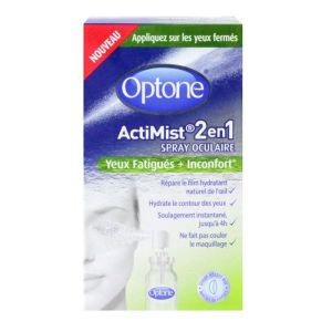 Optone Actimist Yeux Fatigue S