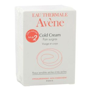 Avene Cold Cream Pain Lot/x2