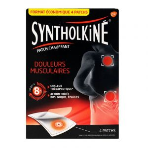 Syntholkine Patch Chauffant Bt