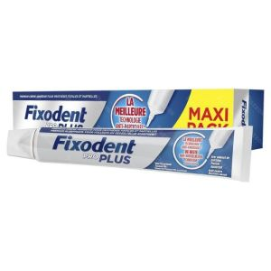 Fixodent Pro+ Cr A/particul 57