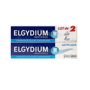 Elgydium Dent Antiplaque 75mlx