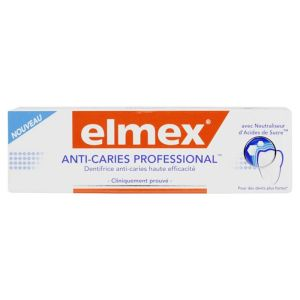 Elmex Anti-caries Pro Tub/75ml